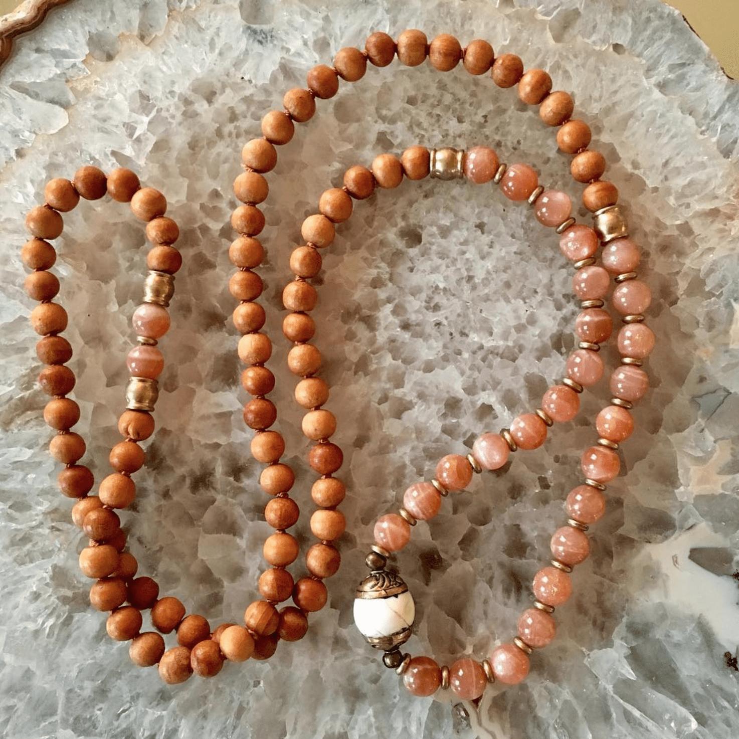 peach-moonstone-sandalwood-mala